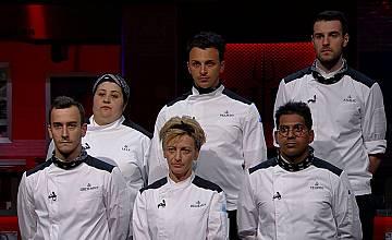 Ще се огънат ли под тежестта на черните пагони готвачите в Hell's Kitchen България?