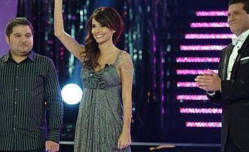 Сонгюл Йоден специален гост в Dancing Stars 2