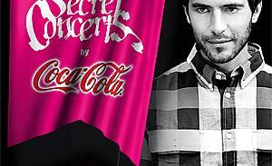 """""""MAD Secret Concerts от Coca-Cola"""" представя най-провокативния БГ изпълнител RUSHI, на 18 ноември 2008"""