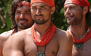 Survivor: Островите на перлите - жените срещу мъжете в Мого Мого