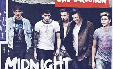 One Direction номер 1 в САЩ и 26 държави с новия си албум - Midnight Memories!!