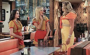 """Вторият сезон на сериала """"Без пукната пара""""(""""2 broke girls"""") от 2 юли по bTV Comedy"""
