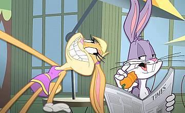 Шантави рисунки: Бягството на заека | Looney Tunes: Rabbits Run (2015)