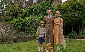 Сбогом, Кристофър Робин | Goodbye Christopher Robin (2017)