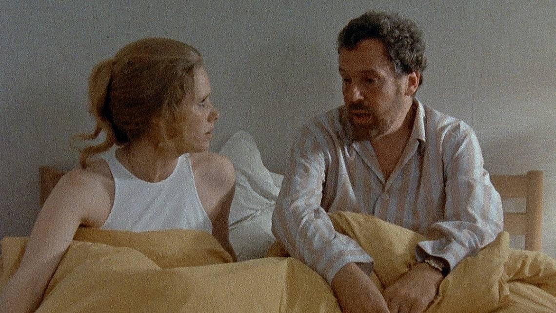 """""""Сцени от един семеен живот""""  от 1973"""