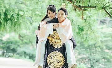 """Магия, кралски интриги и спираща дъха любов в корейската драма """"Алено сърце""""  """