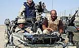 С Рос Кемп в Авганистан
