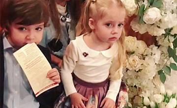 Ала Пугачова и Максим Галкин се венчаха 6 години по-късно - снимки и видео