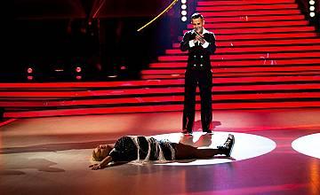 Елена и Мариан Кюрпанов отпаднаха от Dancing Stars