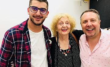 """bTV отбелязва 85-ия рожден ден на голямата Татяна Лолова с филм в """"НепознатиТЕ"""""""