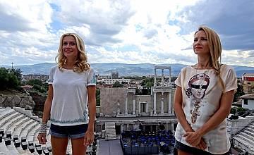 Алекс Раева и Мария Игнатова пеят като братя Аргирови