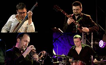 Лайв Зара Джаз 14 - Стара Загора - концерт, 15 август, неделя