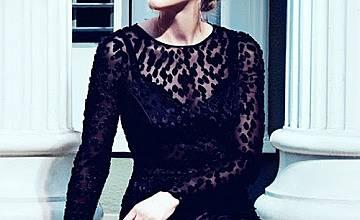 Американската актриса Амбър Хърд в секси фотосесия за сп.The Edit