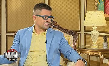 """Андрей Арнаудов с първо интервю като баща - в """"Папараци"""""""