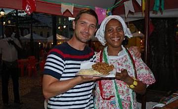 Andy Bates Brazilian Street Feasts, сезон 1