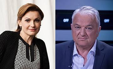 Ани Салич и Сашо Диков - двама водещи в едно предаване ДИКOFF