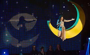 Украинската певица Ани Лорак – гост-звезда в лятното турне на Филип Киркоров в България