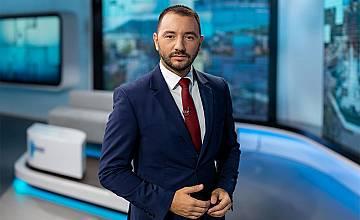 Рокади в bTV: Антон Хекимям заема мястото на Венелин Петков
