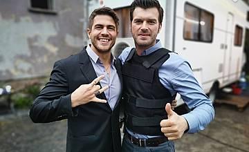 """Иво Аръков и Къванч Татлъту са смъртни врагове в новия сериал """"Ирония на съдбата"""" по bTV"""