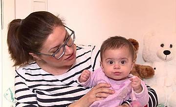 Историята на бебе Катерина, което обедини България – в bTV Репортерите