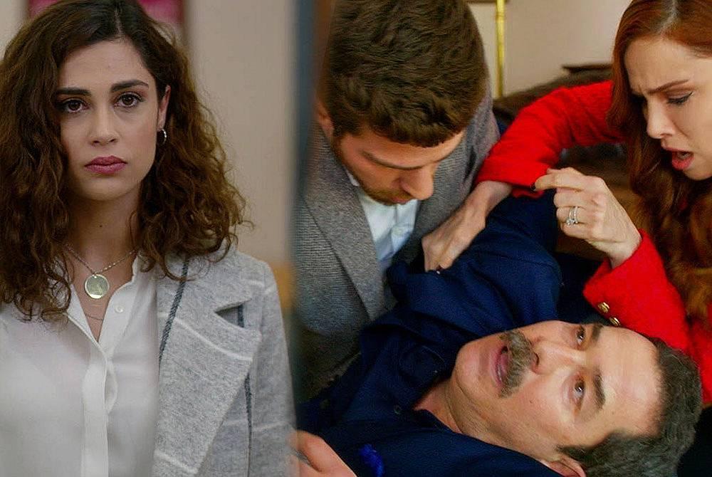 Шениз отива в имението за диктофона, но Агях я хваща... Срещата им за малко да завърши трагично... А каква е ролята на Оя във всичко това, скоро ще ра...