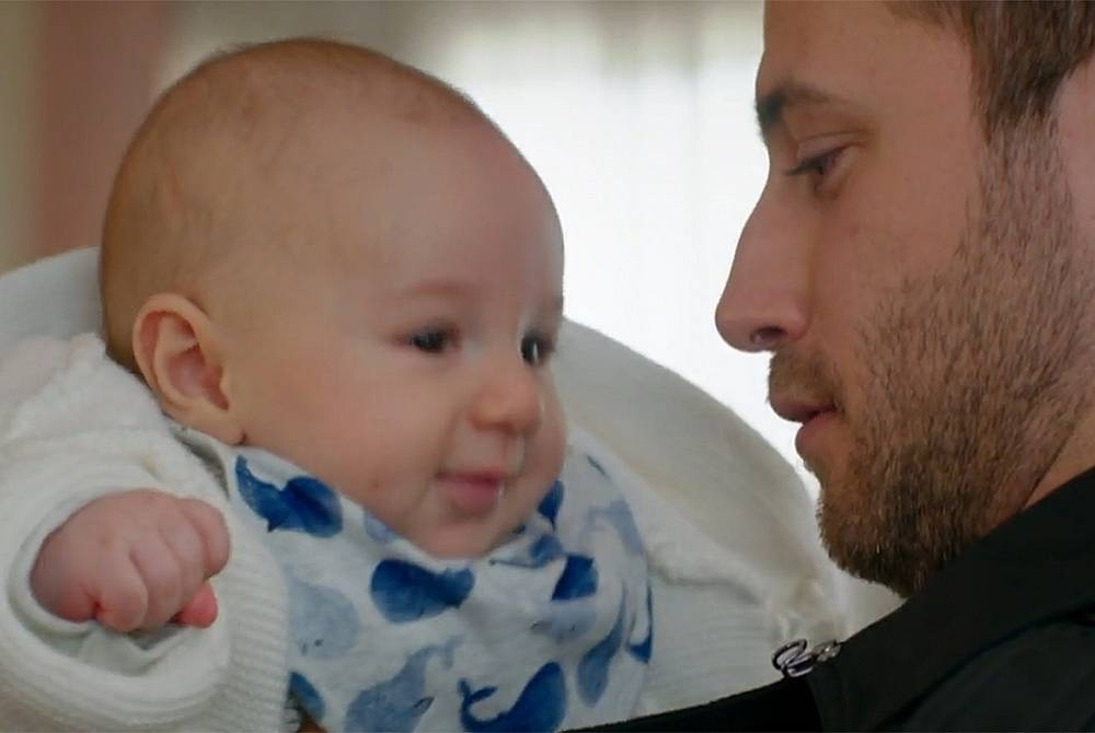 Бебето и Дженк