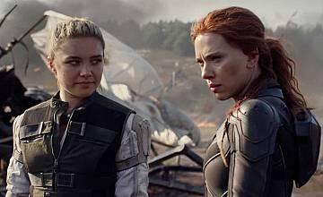 """Ще бъде ли Черната вдовица в """"Hawkeye"""""""
