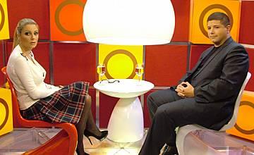 """""""Горещо"""" – неизлъчвани откъси от интервюто на Венета Райкова с Боби Цанков"""