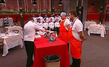 Първа напрегната елиминационна вечер за професионалистите в Hell's Kitchen България