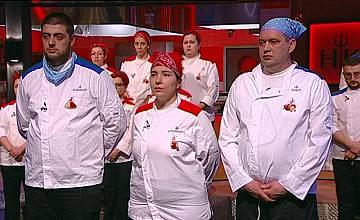 Тодор Иванов е първият професионалист, който напусна Hell's Kitchen България