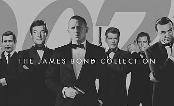 Джеймс Бонд идва през декември в HBO GO