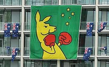 Скандал с флага на австралийците във Ванкувър