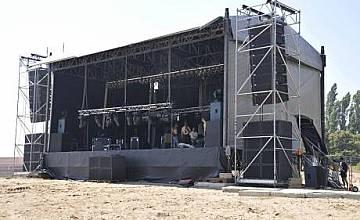 Усилена подготовка за бургаския MTV-фестивал