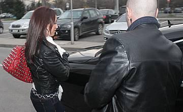 Холивуд в София - Бен Афлек и СС Пъркинсън затвориха  ВИПа на летището