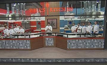 Предизвикателство в пълен мрак в Hell's Kitchen България