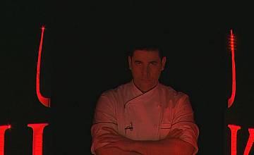 Предизвикателствата за участниците в Hell's Kitchen България започват още с влизането им в ресторанта