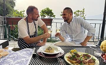 """""""Ловци на храна"""" представя вълнуващи, вкусни и цветни епизоди от слънчева Италия"""