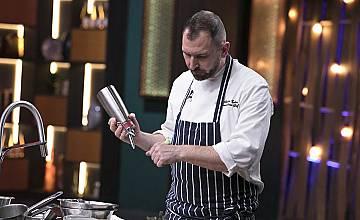 "Chef Андре Токев изнася виртуозен урок в ""MasterChef"""
