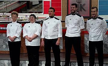 Идва време за разделно в Hell's Kitchen България