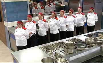 Шеф Ангелов слага край на разхищението на храната в Hell's Kitchen България