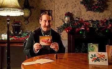 Смешната ужасна история на Коледа и тайният свят на играчките по канал Da Vinci