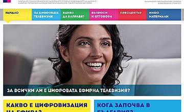 Цифрово радиоразпръскване в България