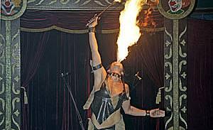 Коледен цирк в София