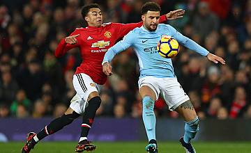 Битката на Манчестър - Сити срещу Юнайтед на живо по DIEMA XTRA