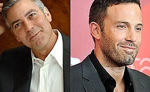 Джордж Клуни и Бен Афлек идват в София