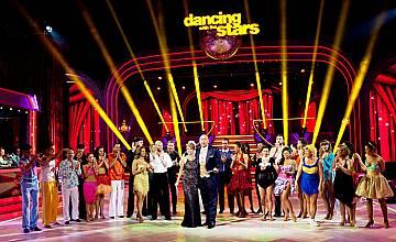 Второ място за Ути със счупената ръка в Dancing Stars