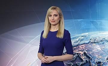 Дани Владимирова започва да води уикенд емисиите по Bulgaria ON AIR