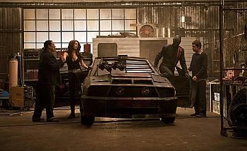 Смъртоносна надпревара: Адска жега | Death Race: Inferno (2013)