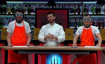 Георги не оправда доверието на шеф Ангелов и напусна Hell's Kitchen България