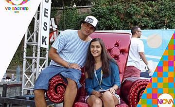 Дъщерята на Тодор Батков седна на стола на VIP Brother